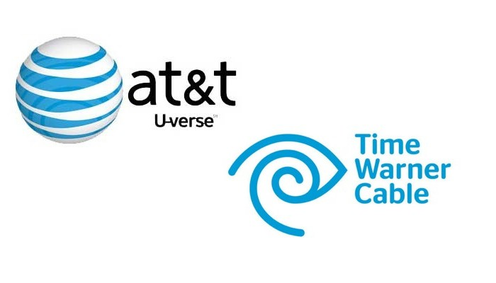 AT&T U-verse vs. Time Warner Cable