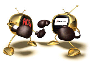 Comcast vs FIOS