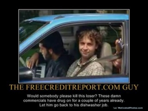 Free Credit Report Guy