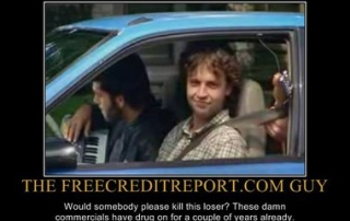 Free Credit Report Guy