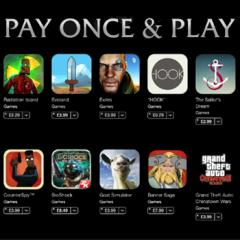 "New Apple Apps Option ""Pay Once and Play"" – Better for the kids"
